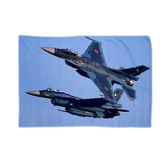 JASDF Mitsubishi F-2 Blankets