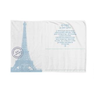 Paris_POSTCARD Blankets