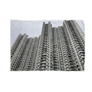 高層アパートメント Blankets