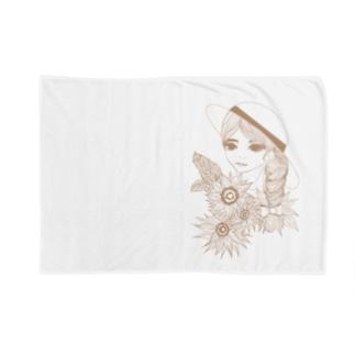 ひまわりの娘 Blankets