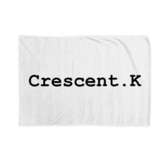 Crescent.K  WHITE Blankets