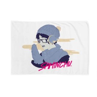 寒人(さみんちゅ) Blankets