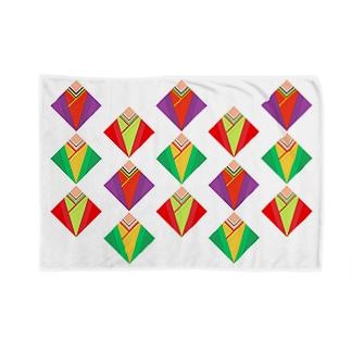 十二単 Blankets