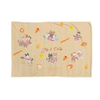 BM:RIN&FUKU Blankets