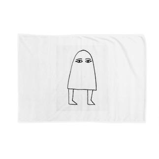 メジェド様降臨 Blankets