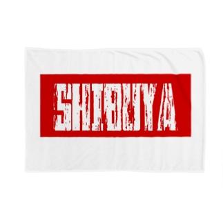 SHIBUYA Blankets
