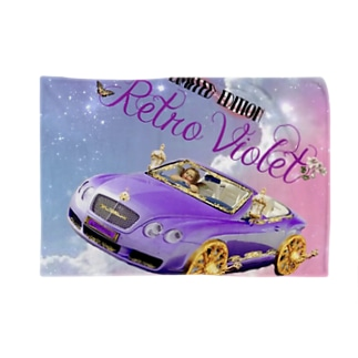 【Limited Edition】貴族専用車 Blankets