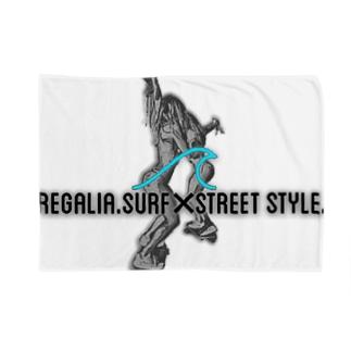 REGALIA surf×street Blankets
