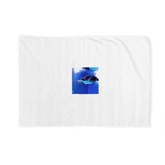 海亀 Blankets
