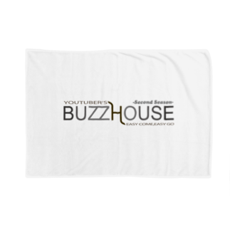 TOPSTAGEshopのBUZZ HOUSE 2nd Blankets