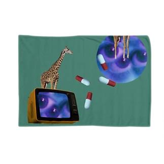 風邪薬 Blankets
