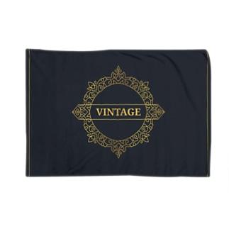 vintage(ビンテージ)ブランケット( ・∀・)つ Blankets