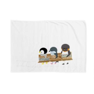 ペンギン列車 Blankets
