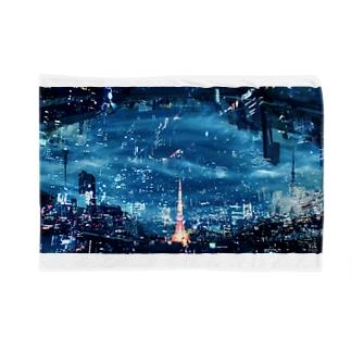 東京タワー Blankets