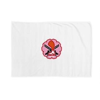 パ紋No.3424 CELINE  Blankets