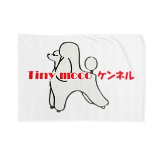 Tiny moco@コラボ Blankets