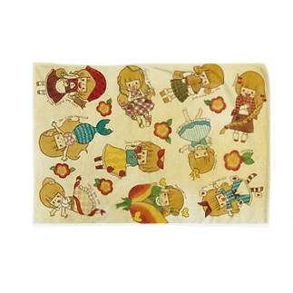 童話の世界 Blankets