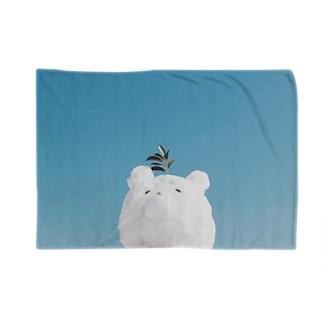 ベアブランケット Blankets