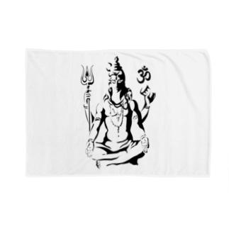 Shiva Blankets
