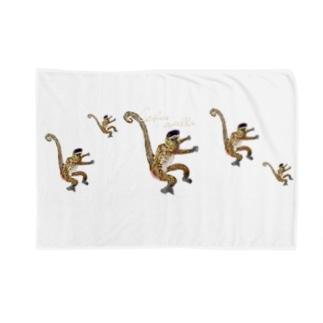 【Cebus apella 2】 Blankets