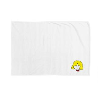 女の子A Blankets