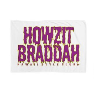 HOWZIT BRADDAH Blankets