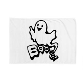 おばけちゃんばぁ!(Boo!ゴースト) Blankets
