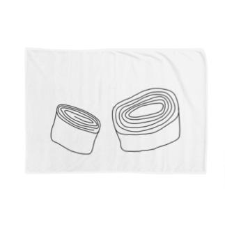 卵焼きとバームクーヘン Blankets