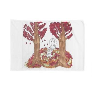 コアラの太郎 食欲の秋2018 Blankets