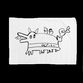 スタジオえどふみ オフィシャルショップの古川未鈴(でんぱ組.inc)作『スフォイクス』(Ver.1.1) ブランケット
