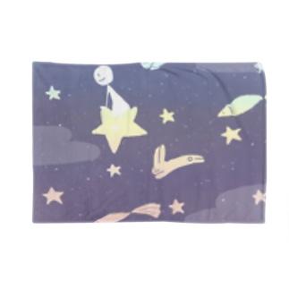 空泳ぐ Blankets