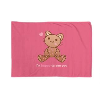 🍫Choco nyan😺~PK~ Blankets