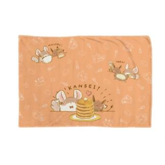 ホットケーキをつくろう! Blankets