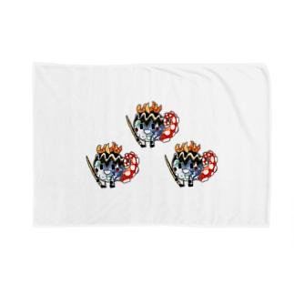 地球防衛大臣*たこぼー② Blankets