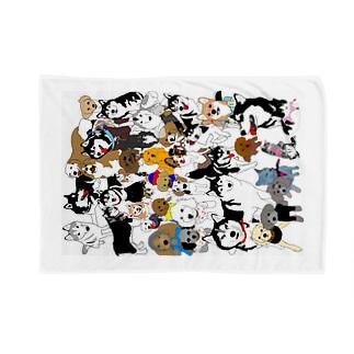 Miku Corporation  Gallery星猫のうちの子オールスター2020 Blankets