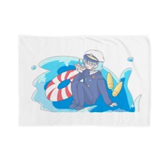 はねゆず(いただきます) Blankets