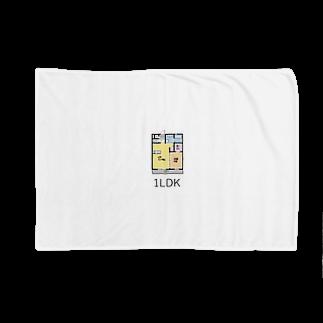 間取りマニアの間取りマニア Blankets