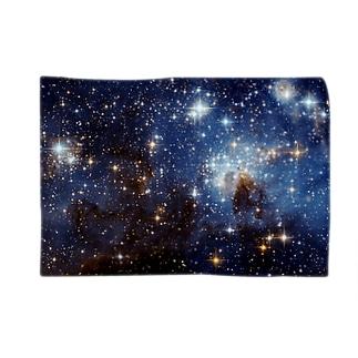 大マゼラン星雲にある星形成領域、LH95 Blankets