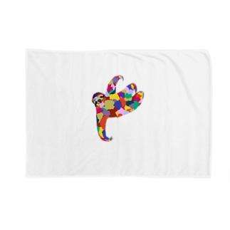 ナマケモノ Blankets