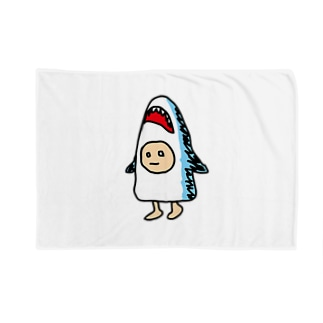 サメズちゃん Blankets