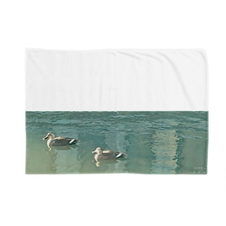 鴨 Blankets