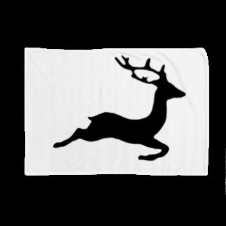 deer xingのdeer xing Blankets