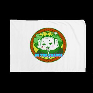 Higashi屋★ワンマンショー★ の福助 Blankets