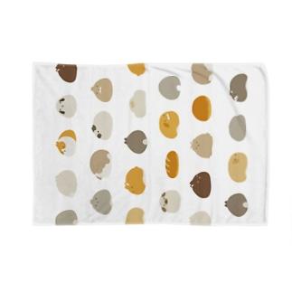 つけもの石のふり Blankets