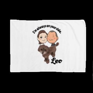 昭広 中里のLeo Blankets