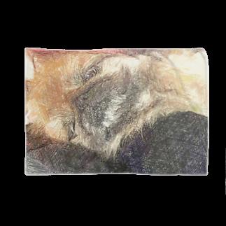 Lost'knotのペキニーズ犬ソノ名ワ「たぬき」 Blankets