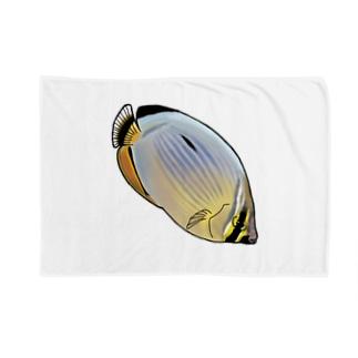 メロンバタフライフィッシュ Blankets