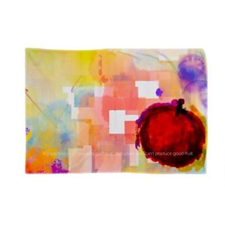 アップル Blankets