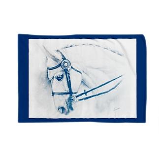 馬場馬さんのブランケット Blankets