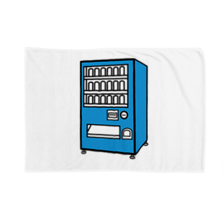 チョコリングボーイのお店の自動販売機 / type-D Blankets